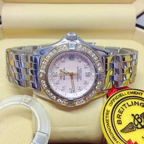 Breitling Callistino Diamond Bezel - Box & Papers 2009