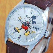 Rolex - Mickey Mouse OysterDate Precision - 6694 - Men -...