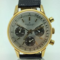 Breitling Top Time Gold/Steel 39mm Silver No numerals United States of America, Florida, Miami