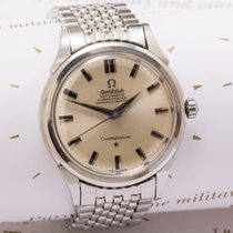 Omega Constellation (Submodel) pre-owned 35mm Steel