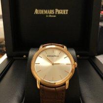 Audemars Piguet Jules Audemars Rose gold 41mmmm No numerals