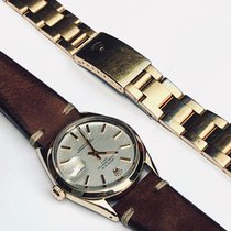 Rolex Oyster Perpetual Date Linen Dial