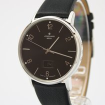 Junghans Milano Steel 41mm Black Arabic numerals