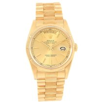 Rolex Day-Date 36 18248 1990 pre-owned