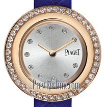 Piaget Rose gold Quartz Silver 29mm new Possession