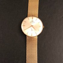 Movado Or jaune 32mm Remontage manuel 4946 occasion France, CHATOU