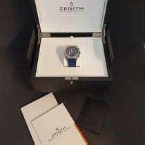 Zenith 95.9002.9004/78.R584 Titane 2020 Defy El Primero 44mm nouveau
