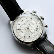 Baume & Mercier Chronograph 42mm Automatic 2000 pre-owned Capeland