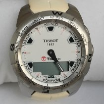 Tissot T-Touch Expert tweedehands 43mm Staal