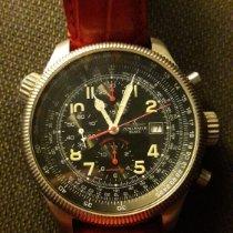 Zeno-Watch Basel Acciaio 47mm Automatico 8557/6 usato Italia, olbia
