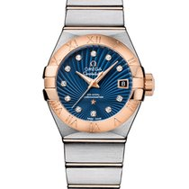 Omega Constellation Ladies 123.20.27.20.53.001 2020 новые