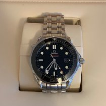 Omega Seamaster Diver 300 M Steel 42mm Black No numerals United States of America, Ohio, youngstown