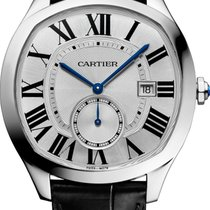 Cartier new Automatic 40mm Steel Sapphire Glass