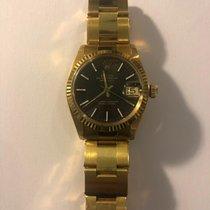 Rolex Datejust Or jaune 31mm Sans chiffres