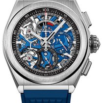 Zenith 95.9002.9004-78.R590 Titanium Defy El Primero new United States of America, New York, Brooklyn