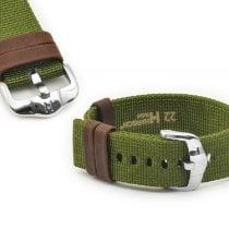 Hirsch Accesorios nuevo Textil Verde