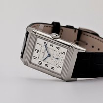 Jaeger-LeCoultre Reverso Classic Small Steel 45.6mm Silver Arabic numerals United States of America, New Jersey, Oradell