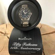 Blancpain Fifty Fathoms Stahl 40mm Deutschland, Bielefeld
