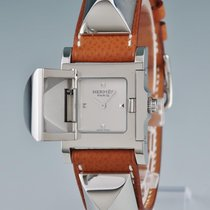 Hermès Steel 23mm Quartz ME3.210 pre-owned