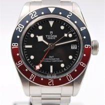 Tudor Black Bay GMT Acciaio 41mm Nero Senza numeri Italia, Castel Mella , Brescia