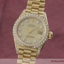 Rolex Lady-Datejust 26mm Or