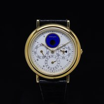Gérald Genta Yellow gold Automatic 2132.7 pre-owned