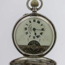 Hebdomas Silver Manual winding hebdomas case 526680 pre-owned