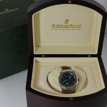 Audemars Piguet Royal Oak Dual Time Steel 36mm Blue