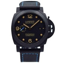 Panerai Luminor Marina 1950 3 Days Automatic 44mm Black United States of America, Indiana, Carmel