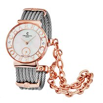 Charriol St-Tropez new Quartz Watch with original box and original papers ST30PCD1560030