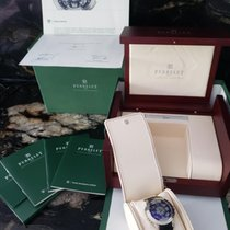 Perrelet White gold Automatic Blue 45mm new