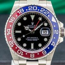 Rolex GMT-Master II White gold 40mm Black United States of America, Massachusetts, Boston