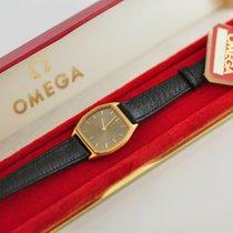 Omega 22.5mm Quartzo De Ville usado