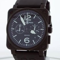 Bell & Ross BR03-94 Steel BR 03-94 Chronographe 42mm new United States of America, New York, Greenvale