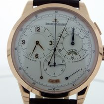 Jaeger-LeCoultre Duomètre Rose gold 42mm Silver Arabic numerals United States of America, New York, Greenvale