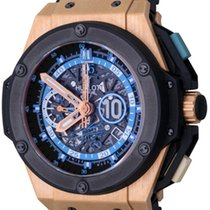 Hublot Rose gold 48mm Automatic 716.OM.1129.RXDMA12 pre-owned United States of America, Texas, Dallas