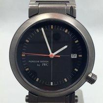 IWC Porsche Design Titanium Compass Diver Watch ref. 3511. RARE