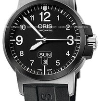 Oris BC3 Steel 46.8mm Black United States of America, New York, Brooklyn