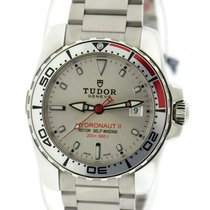 Tudor Hydronaut II Silver Dial Stainless Steel