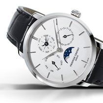 Frederique Constant Steel 42mm Automatic FC-775S4S6 new