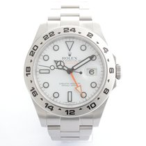Rolex Explorer II Ref 216570 From 2012 With Box and Papers