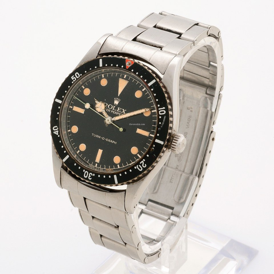 1915b2116e4 Rolex Turn-o-graph 6202 1954 for  31
