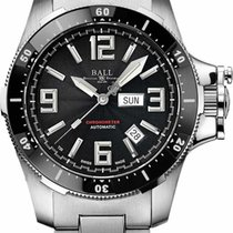 Ball DM2076C-S1CAJ-BK Acero Engineer Hydrocarbon 42mm nuevo