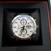TAG Heuer Carrera Cal 16  CV2A11  EKF6142 Day Date Chronograph...