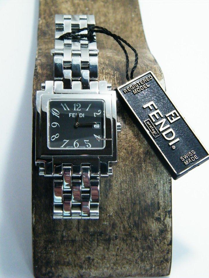 outlet 60dab 23066 Fendi Quartz Luxury