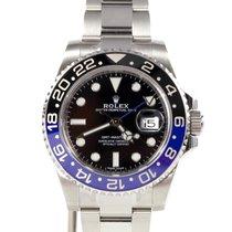 "Rolex GMT-Master II Ref. 116710BLNR ""Batman"" Full Set"