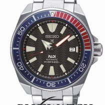 Seiko Steel 45,8mm Automatic SRPB99K1 new