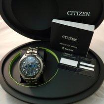 Citizen Chronograph neu Schwarz