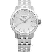 Tissot PRC 200 nuevo Cuarzo Reloj con estuche y documentos originales T055.410.11.037.00
