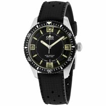Oris Divers Sixty Five Steel Black United States of America, New Jersey, Cherry Hill